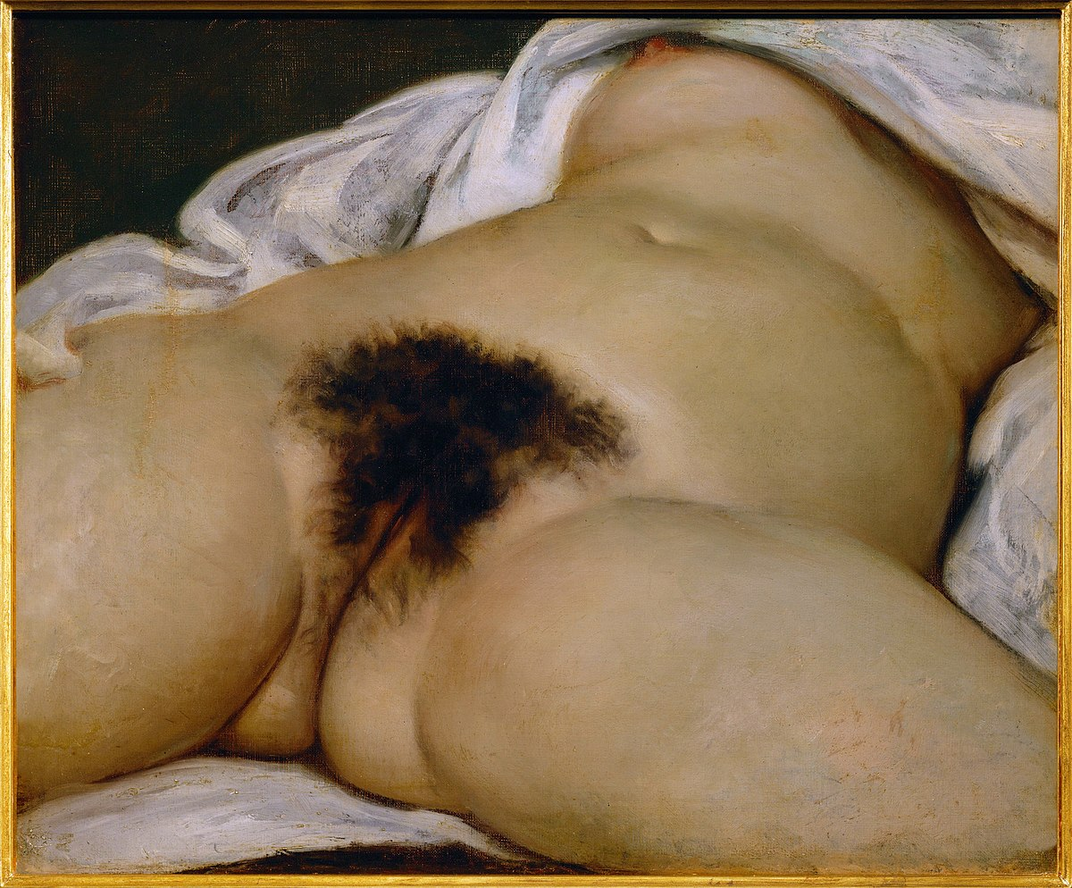 Historic nude naked pussy