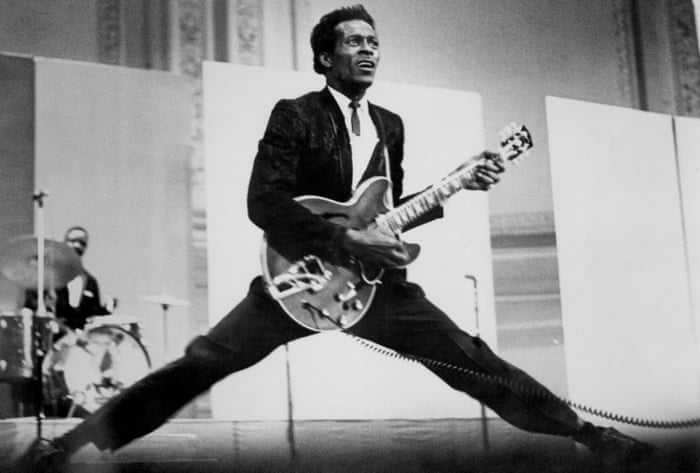 Chuck berry nude pic