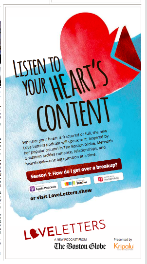 Love letters podcast