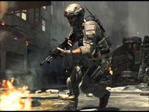 Delta force theme song mw3