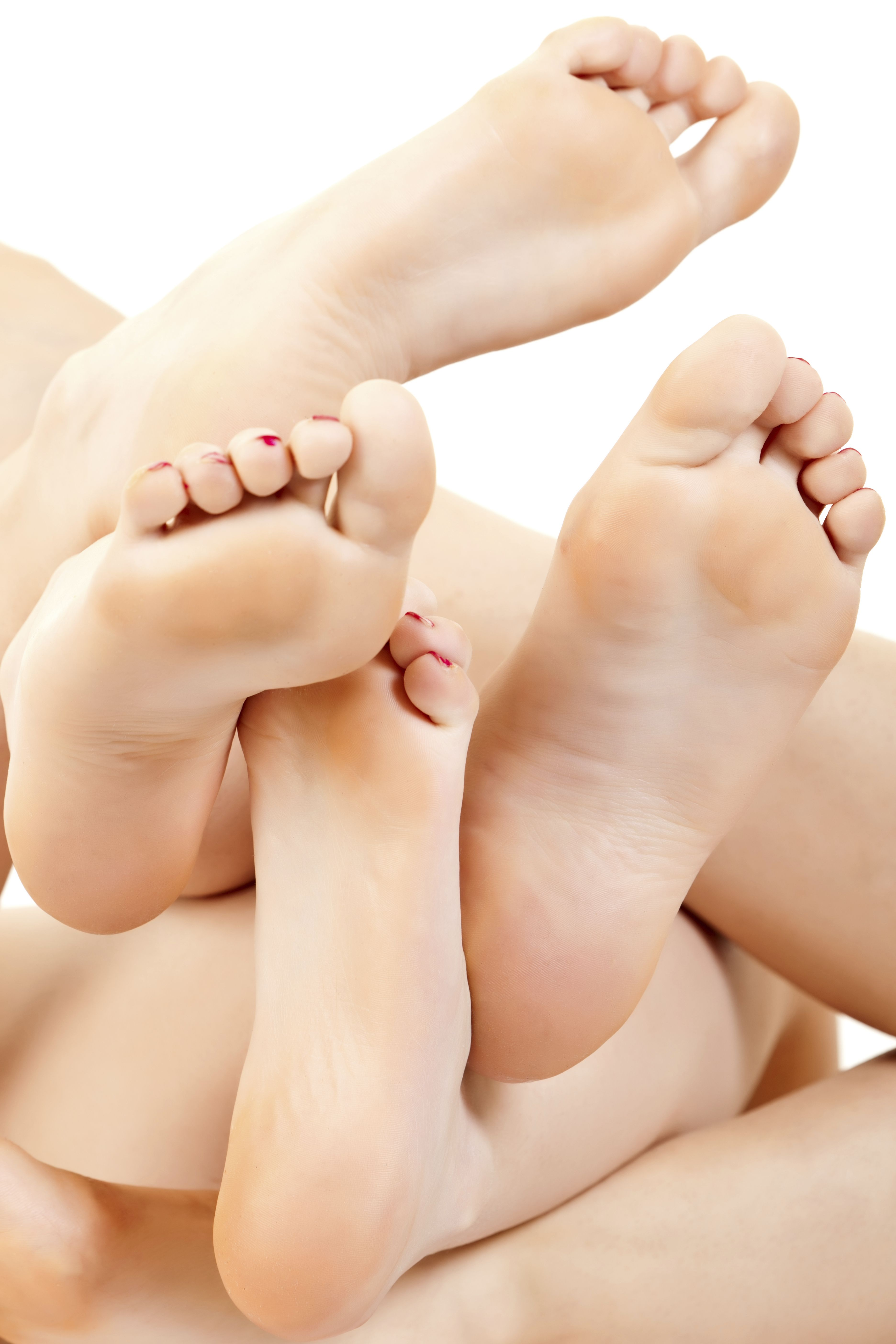 Sexy toes sex