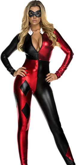 Famous sexy costum red