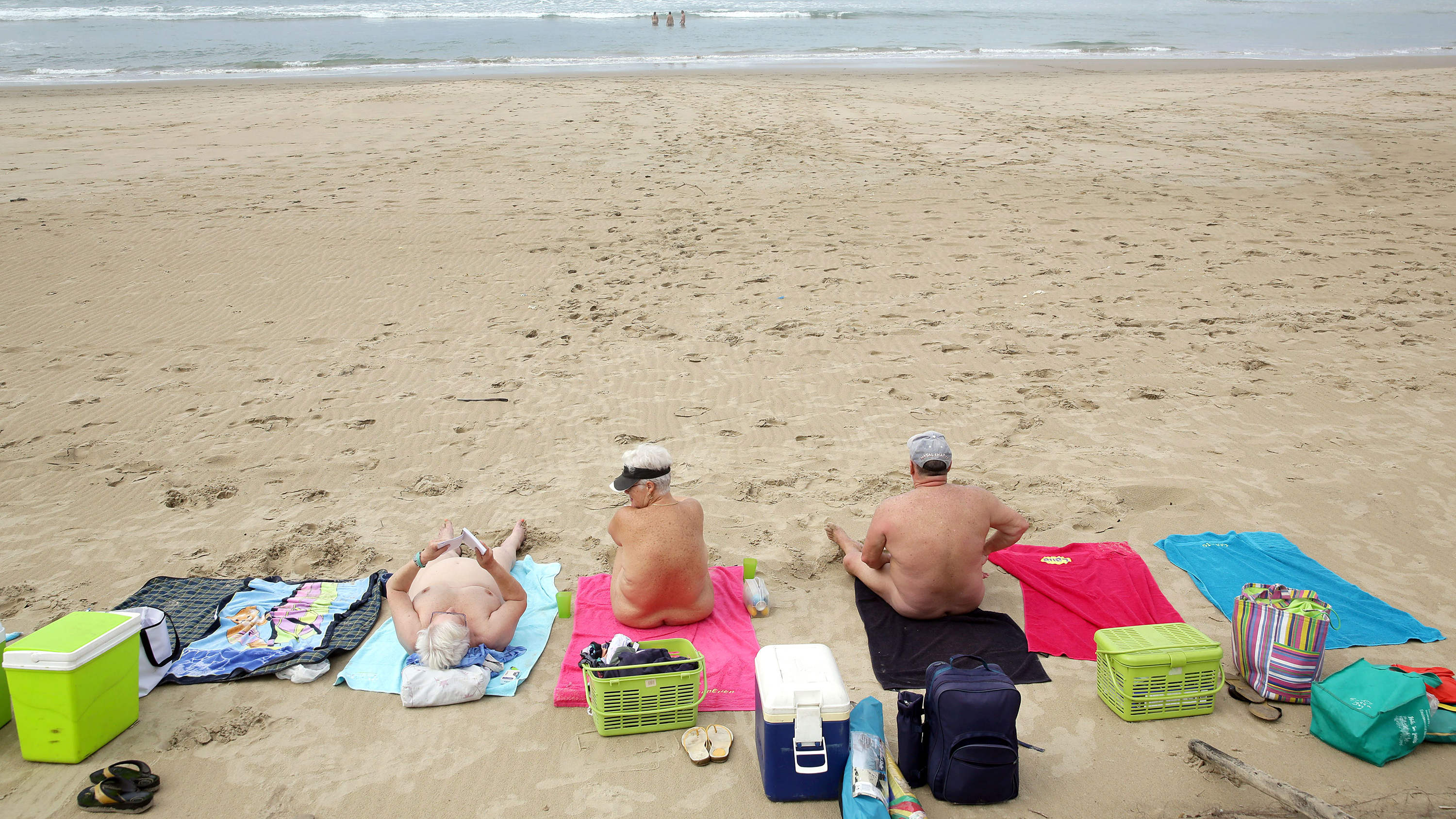 The france best nude beaches