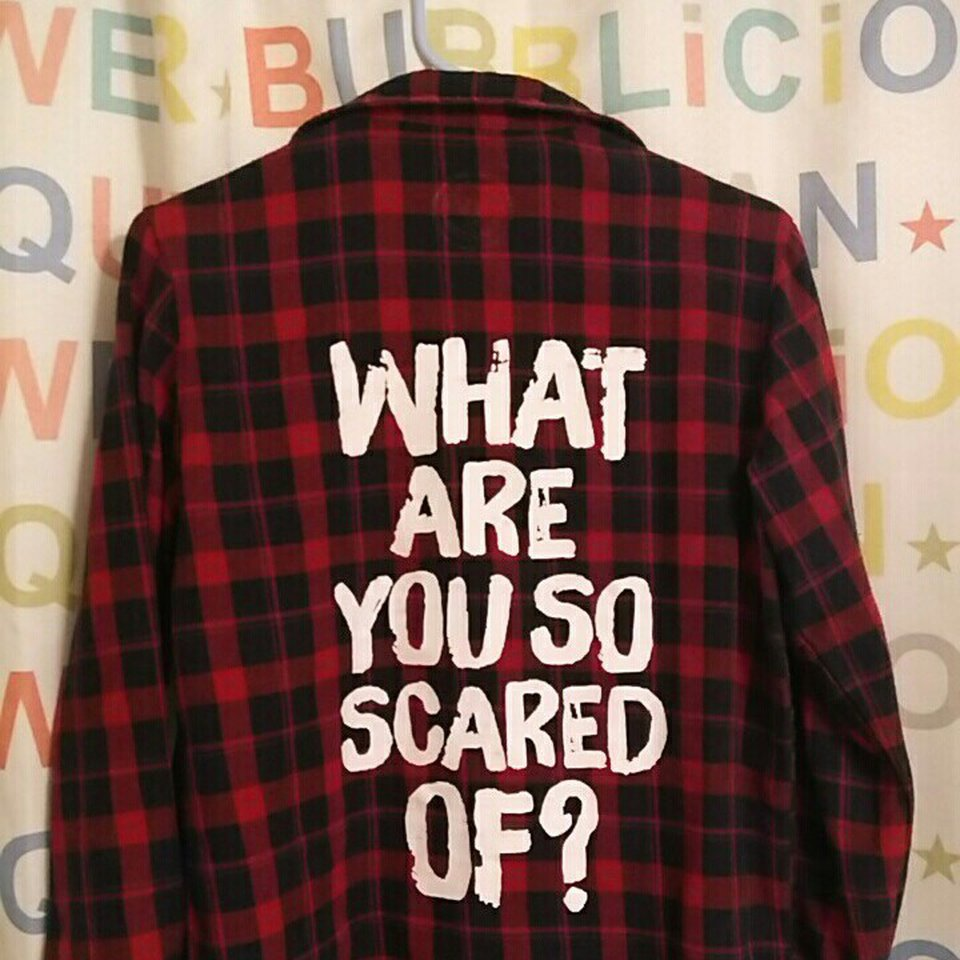 Tonight alive flannel