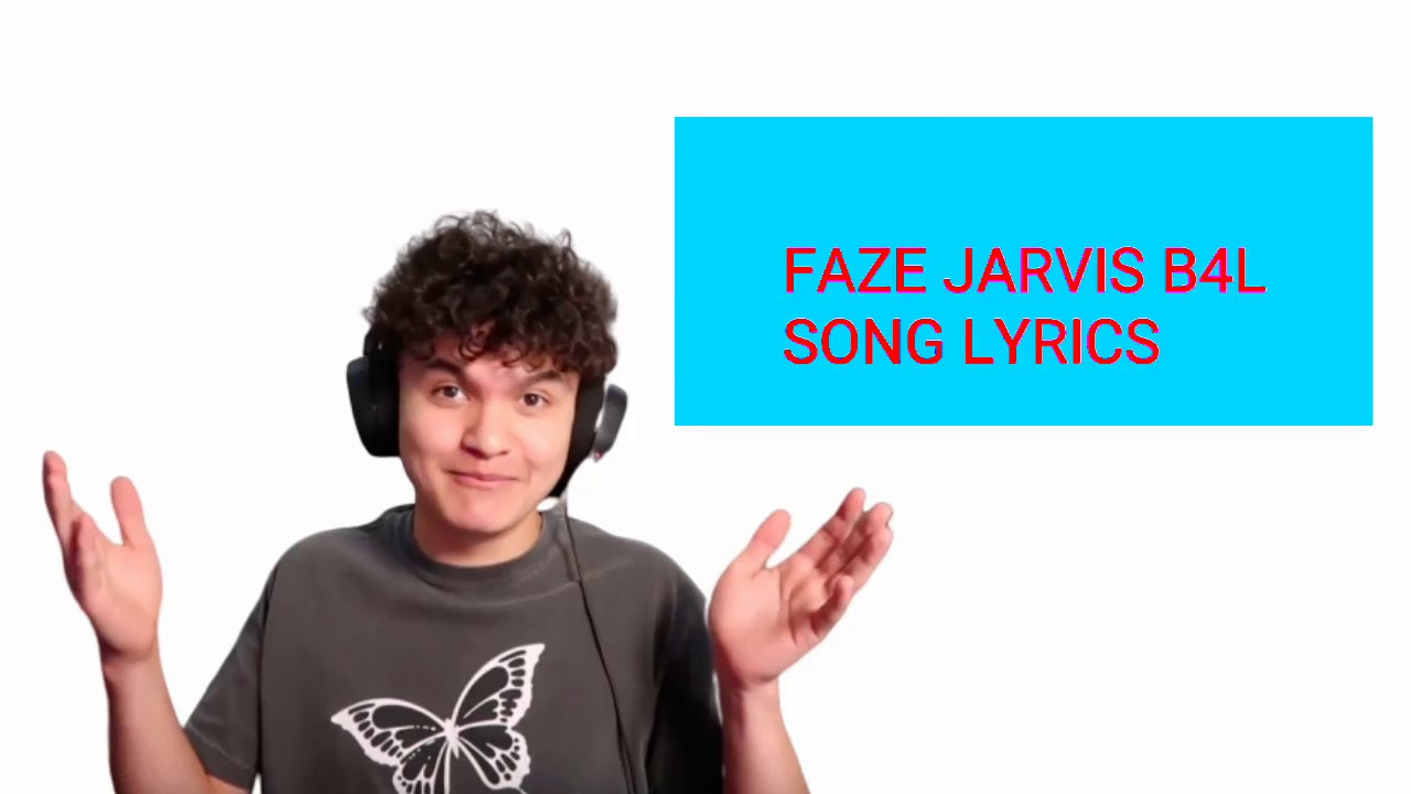 Faze jarvis new song