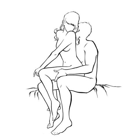 Hot sexy sex positions