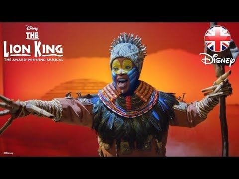 Lion king broadway songs youtube