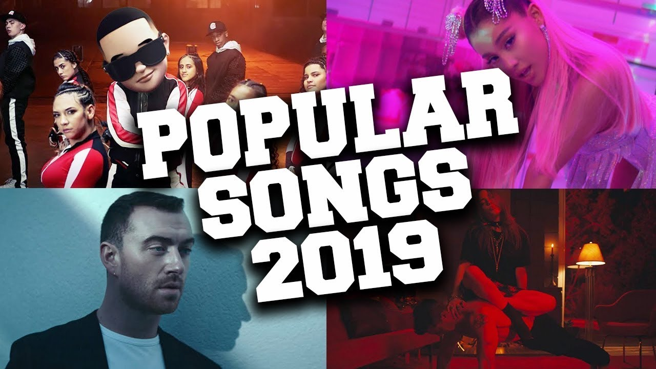 Most popular songs april 2019