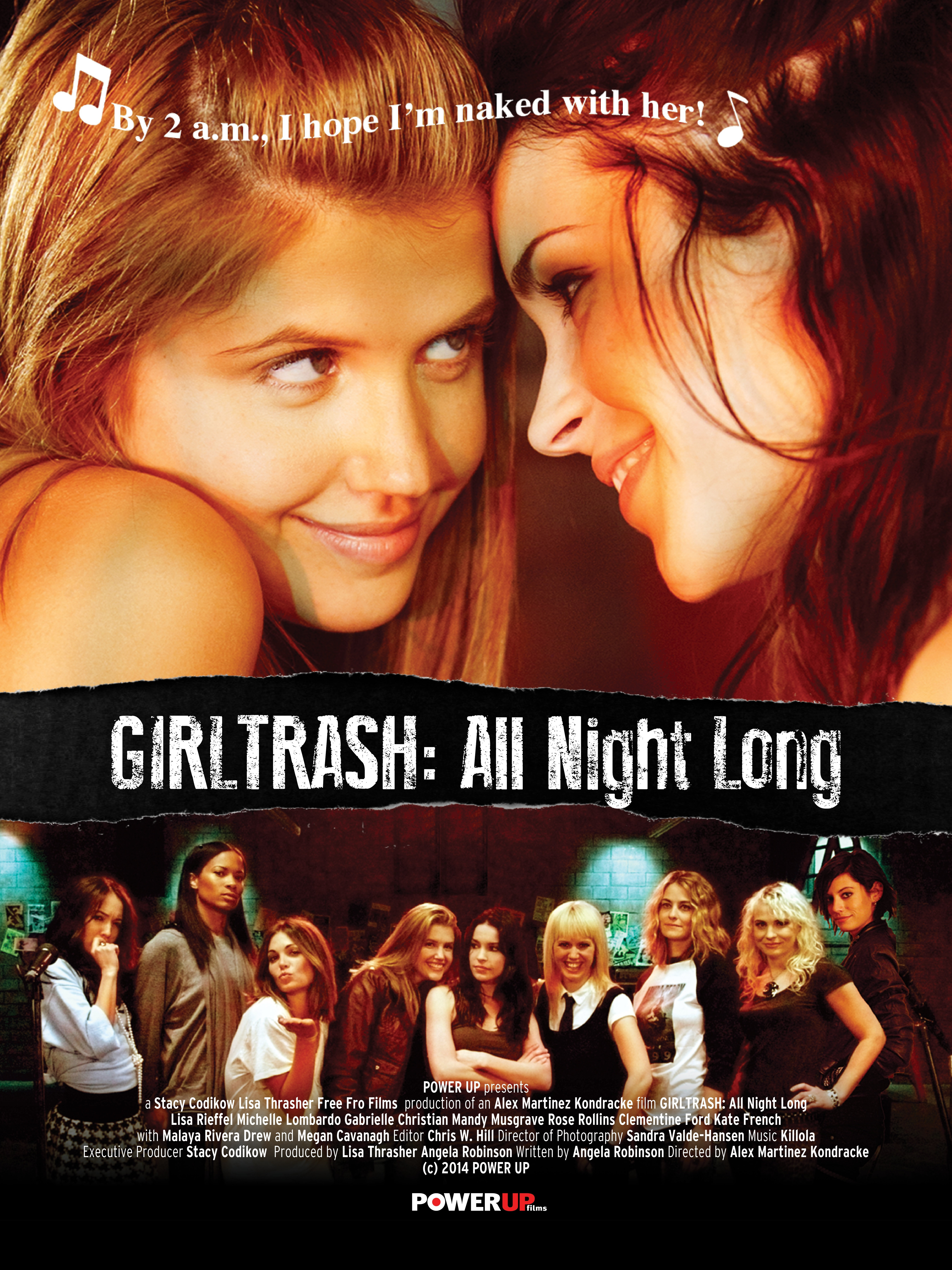 Movies about teenage lesbians