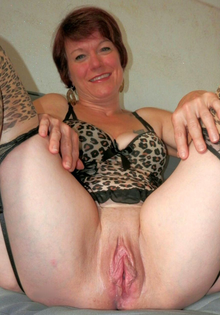 Older middle aged nude females