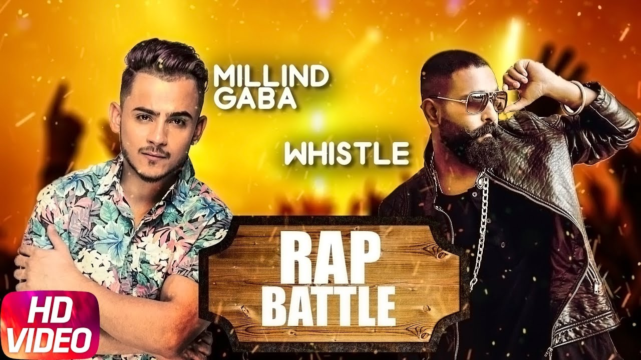 Rap song with whistling 2018