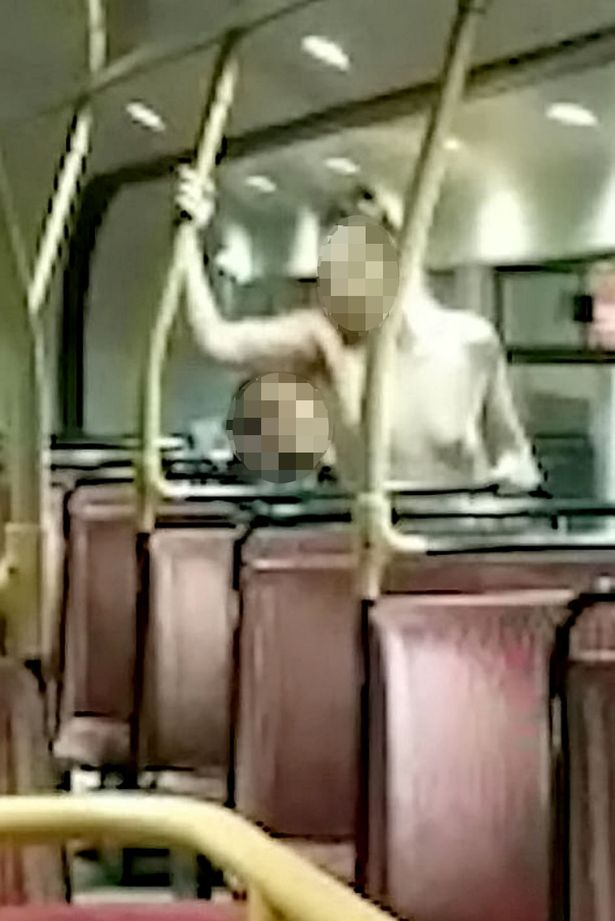 Sex at the bus