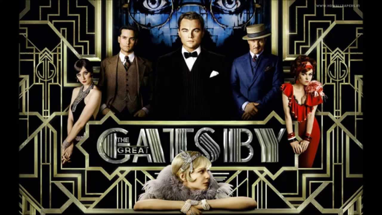 The great gatsby audiobook chapter 2
