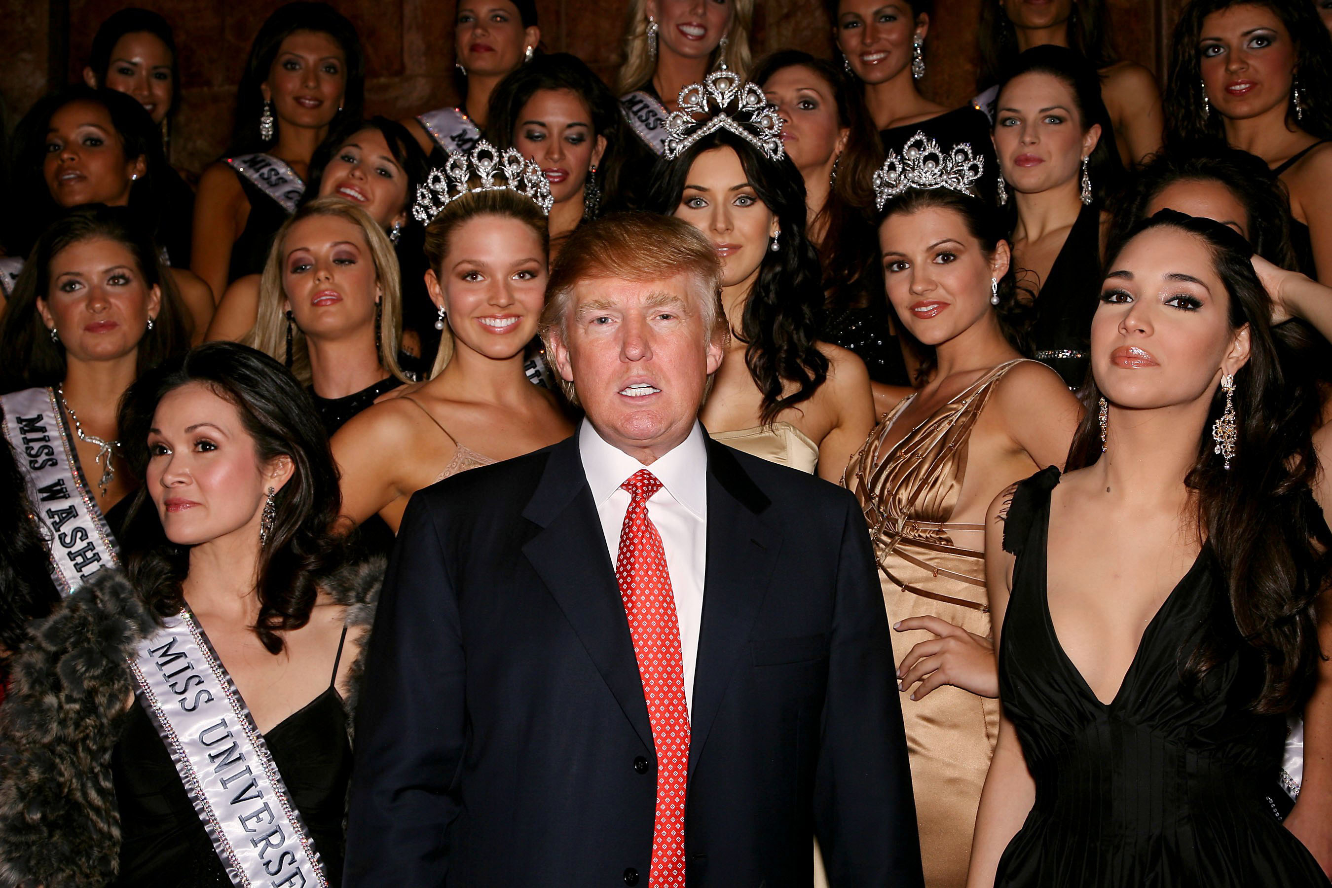 Young miss nude universe